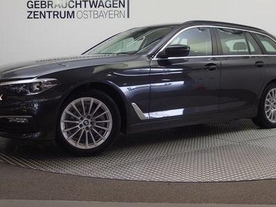 "gebraucht BMW 520 d Touring Aut. +HUD+RFK+SHZ+NaiProf+LMR 18""++"