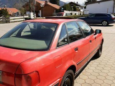 gebraucht Audi 80 B4 2.0 90 PS
