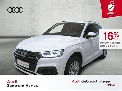 gebraucht Audi Q5 sport 50 TDI quattro 210 kW (286 PS) tiptronic 8-stufig