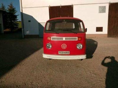 gebraucht VW T2 Bulli Bus Doka