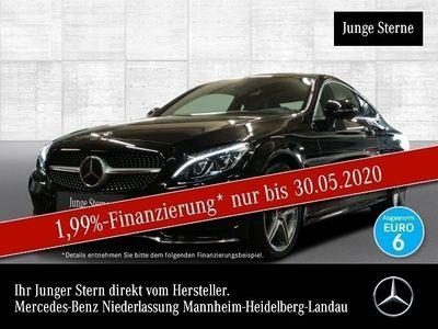 gebraucht Mercedes C400 Cp. 4M AMG Pano Distr. COMAND ILS LED HUD 9G