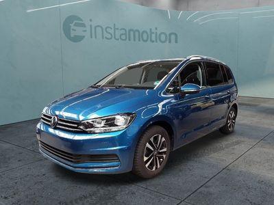 gebraucht VW Touran Touran2.0 TDI United | PANO | AHK | NAVI |