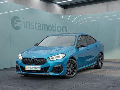 gebraucht BMW M235 M235iA Gran Coupe xDrive PANO+NAVI+LED+MEM+KAM+A