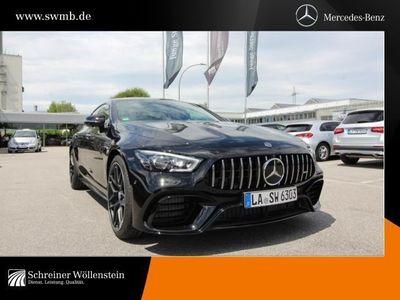 gebraucht Mercedes AMG GT 63 S 4MATIC+ Sitzklima/Designo/Burmester