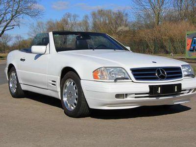 gebraucht Mercedes SL320 Grundausstattung