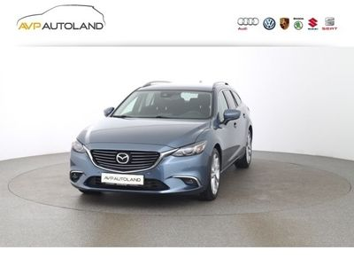 gebraucht Mazda 6 2.2 CD SKYACTIV-D 150 Nakama | BOSE|SHZ |