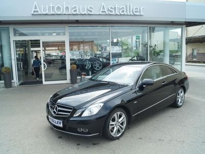 gebraucht Mercedes E250 CDI Coupé