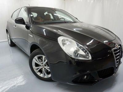 gebraucht Alfa Romeo Giulietta 2.0 JTDM 16V*LEDER*SITZHEIZUNG*PDC*
