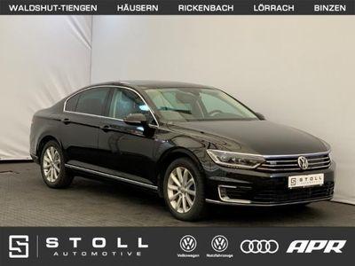 gebraucht VW Passat 1.4 TSI DSG GTE Navi ActiveInfo Leder LED StandHZG