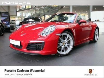 gebraucht Porsche 911 Carrera 4 Cabriolet 991 Lenkradheizung Rückfahrkamera Sportabgasanlage