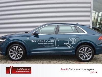 gebraucht Audi Q8 50 TDI quattro *AHK, Bang & Olufsen*