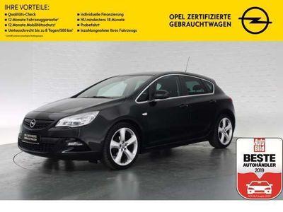 gebraucht Opel Astra DESIGN EDITION TURBO+SITZ-/LENKRADHEIZUNG+PARKPILO