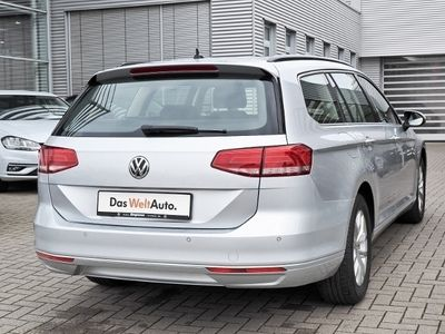 "gebraucht VW Passat Variant 2.0TDI ""Comfortline"" DSG,AHK,Navi,ACC KLIMA ALU"