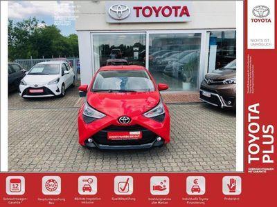 gebraucht Toyota Aygo x.shift x-play connect