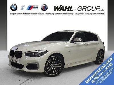 gebraucht BMW M140 5-Türer Aut. Leder HK HiFi LED WLAN RFK