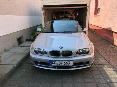 gebraucht BMW 323 Cabriolet Ci Gasanlage
