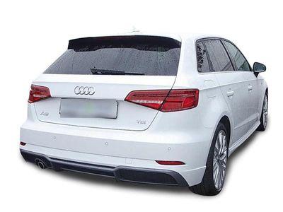 gebraucht Audi A3 Sportback 1.6 TDI Sport S tronic 2x S line Na