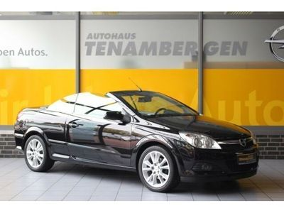 gebraucht Opel Astra Cabriolet H Twin Top Cosmo Leder PDC AHK