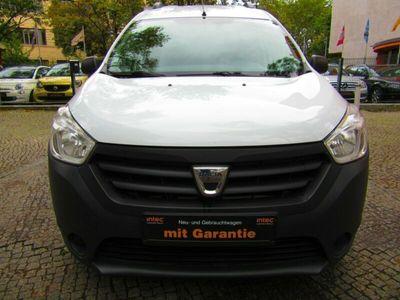 gebraucht Dacia Dokker Express Ambiance, Anhängerkupplung