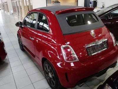 gebraucht Fiat 500 Abarth C 1.4 16V NAVI