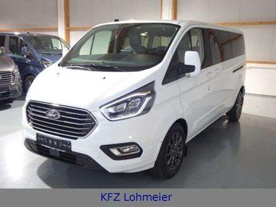 gebraucht Ford Custom Tourneo320 L2 Tit. X *MHd*Voll*Audio 25*