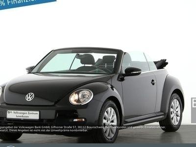 usado VW Beetle Cabriolet 1.2 TSI KLIMA PDC EURO6