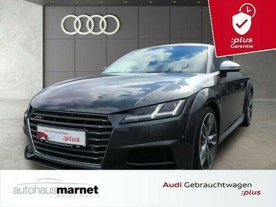 gebraucht Audi TTS TT SeriesCoupé 2.0 TFSI quattro Navi Matrix B&O Einparkhilfe Start/Stop Sitzheizung