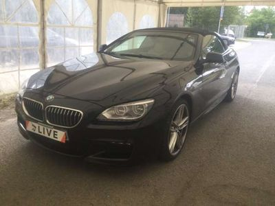 gebraucht BMW 640 6er xDrive Coupe