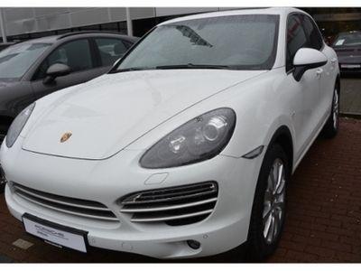 käytetty Porsche Cayenne Diesel Platinum Ed. Luft Panorama PCM Tel 20''Rad