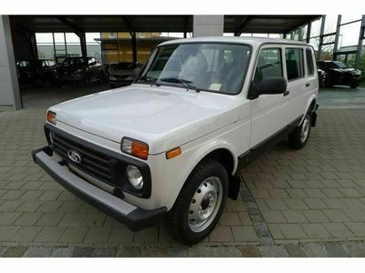 gebraucht Lada niva 1.7 5-türig 4x4 ALLRAD 61kW AHK EU6dTemp 61 kW ...