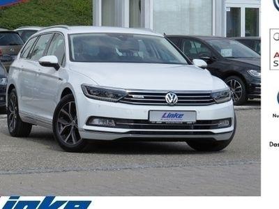 gebraucht VW Passat Variant 4Motion 2.0 TDI DSG ACC/Navi/LED/