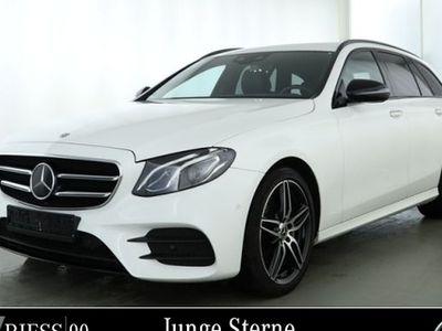 gebraucht Mercedes E220 4M T AMG Sport Night Navi Dist Burme AHK