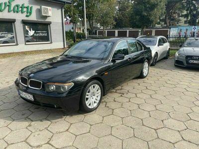 gebraucht BMW 745 i 333PS