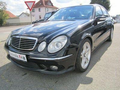gebraucht Mercedes E55 AMG AMG *TOP AUSSTATTUNG*WENIG KM*