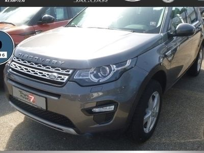 gebraucht Land Rover Discovery Sport 2.0 TD4 HSE StartStopp EURO 6