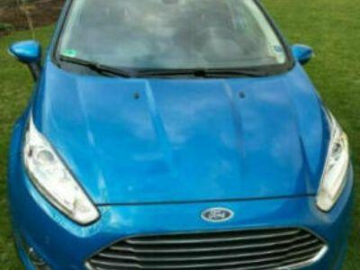 käytetty Ford Fiesta 1.0 EcoBoost Titanium