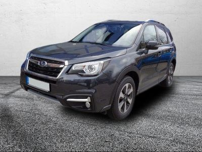 gebraucht Subaru Forester 2.0i Exclusive Lineartronic