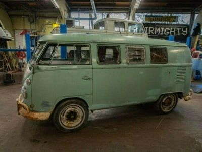 gebraucht VW T1 seltene Westfalia SO33 camper wohnmobile