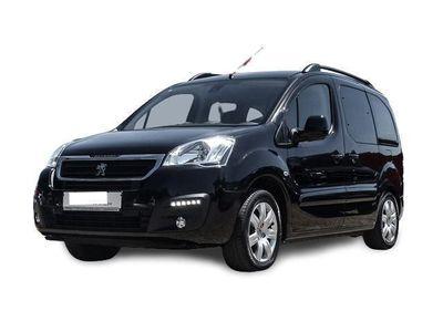 gebraucht Peugeot Partner Tepee 1.6 Diesel