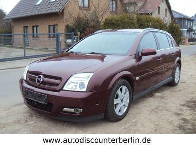 gebraucht Opel Signum --- AUTOMATIK --- SITZHEIZUNG --- PDC ---
