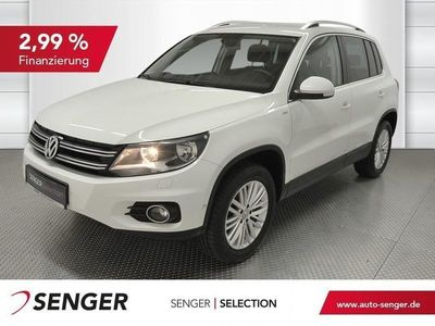 second-hand VW Tiguan 1.4 TSI Track & Style 4Motion Climatronic