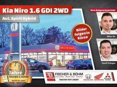 used Kia Niro 1.6 GDI Hybrid Aut. Spirit 2WD