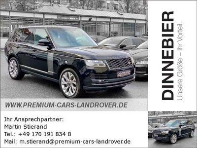 gebraucht Land Rover Range Rover RANGE ROVER SDV8 Vogue Shadow Edition |Berlin Gebrauchtwagen, bei Autohaus Dinnebier GmbH