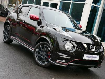 used Nissan Juke Nismo RS TECHNOLOGY STANDHEIZUNG WR 6 GANG