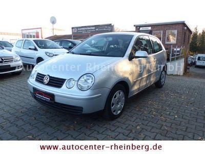 second-hand VW Polo IV Cricket Tüv Klima