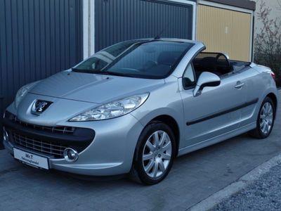 gebraucht Peugeot 207 CC 1.6 HDi Sport*Klima*TÜV NEU