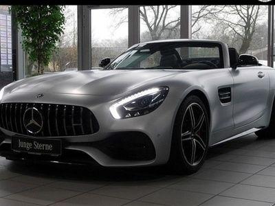gebraucht Mercedes AMG GT C Night Performance Abgas Distronic LED C