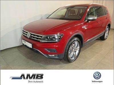 gebraucht VW Tiguan Allspace Highline 2.0 TSI OPF DSG/Offroad/AHK/ACC/LED/Nav/5J.Garantie