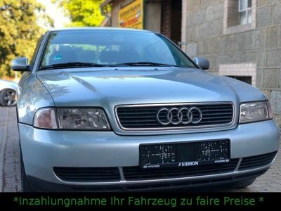 gebraucht Audi A4 1.6*2.Hand*Klimaautomatik*TÜV-04-2021*