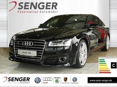 "gebraucht Audi A8 4.2 TDI quattro Navi LED BOSE bel. Sitze 21"""
